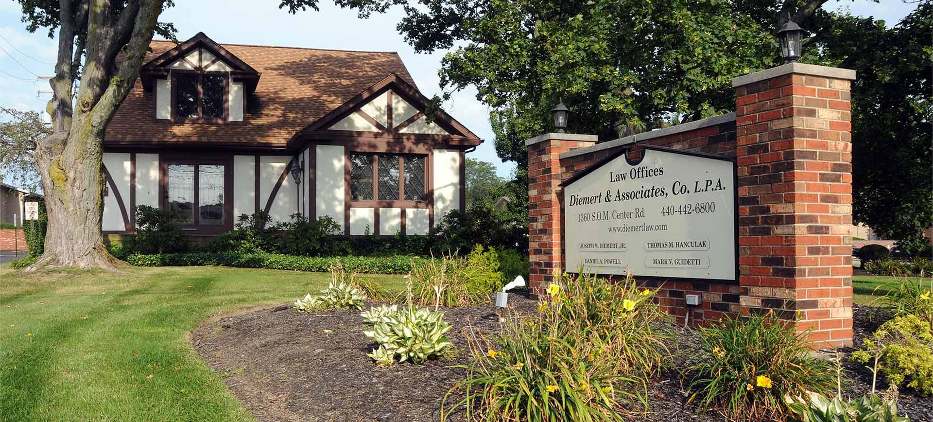 Law firm   Diemert & Associates Cleveland